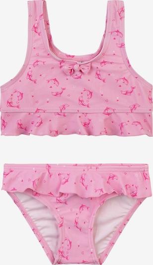 SANETTA Bikini mit Schößchen in rosa, Produktansicht