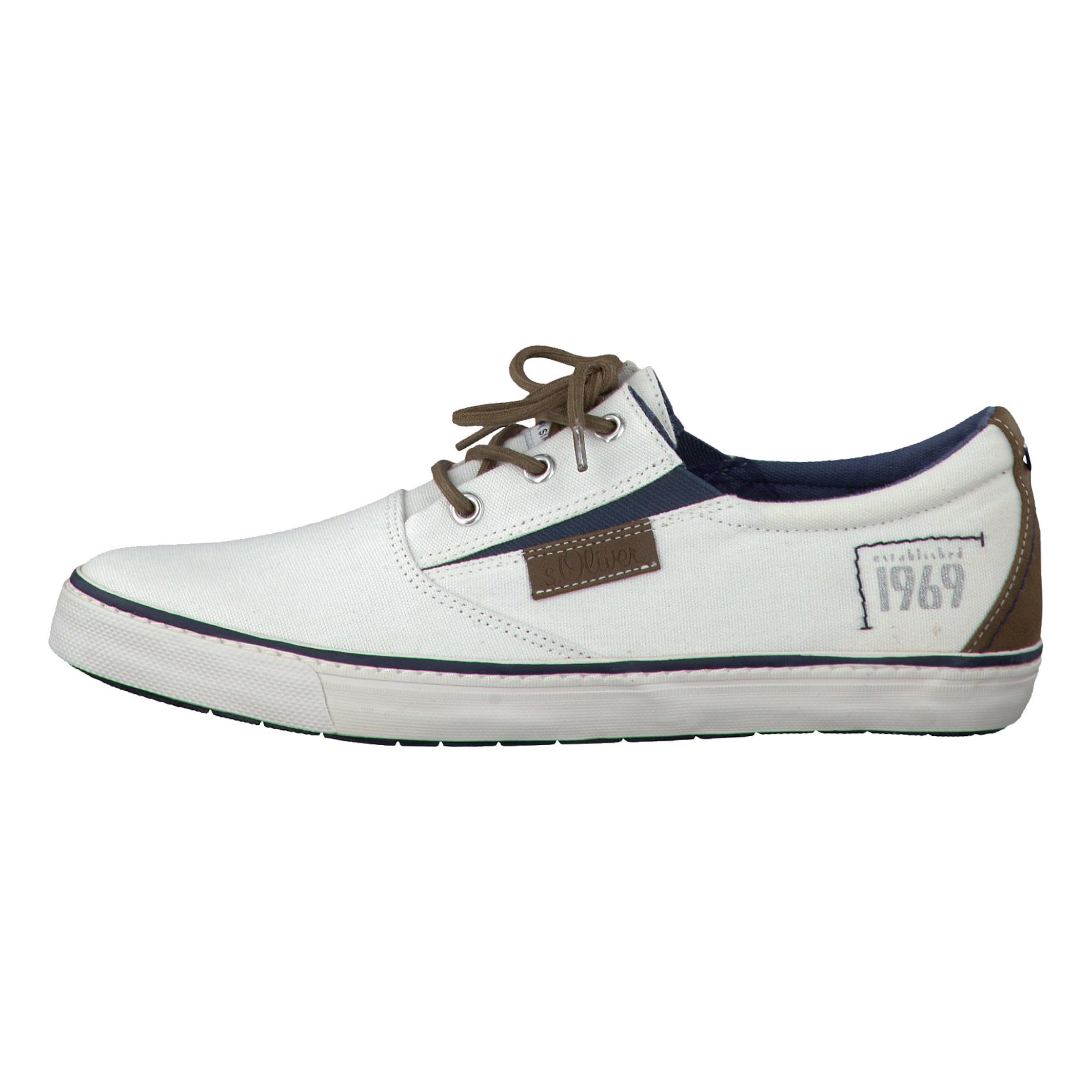 Chaussures Faible Étiquette Rouge Gris Clair S.oliver
