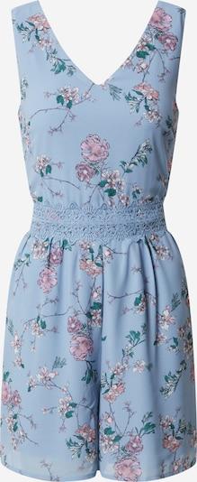 VILA Jumpsuit 'MILINI' in beige / rauchblau / smaragd / mint / pastellorange / rosé / weiß, Produktansicht