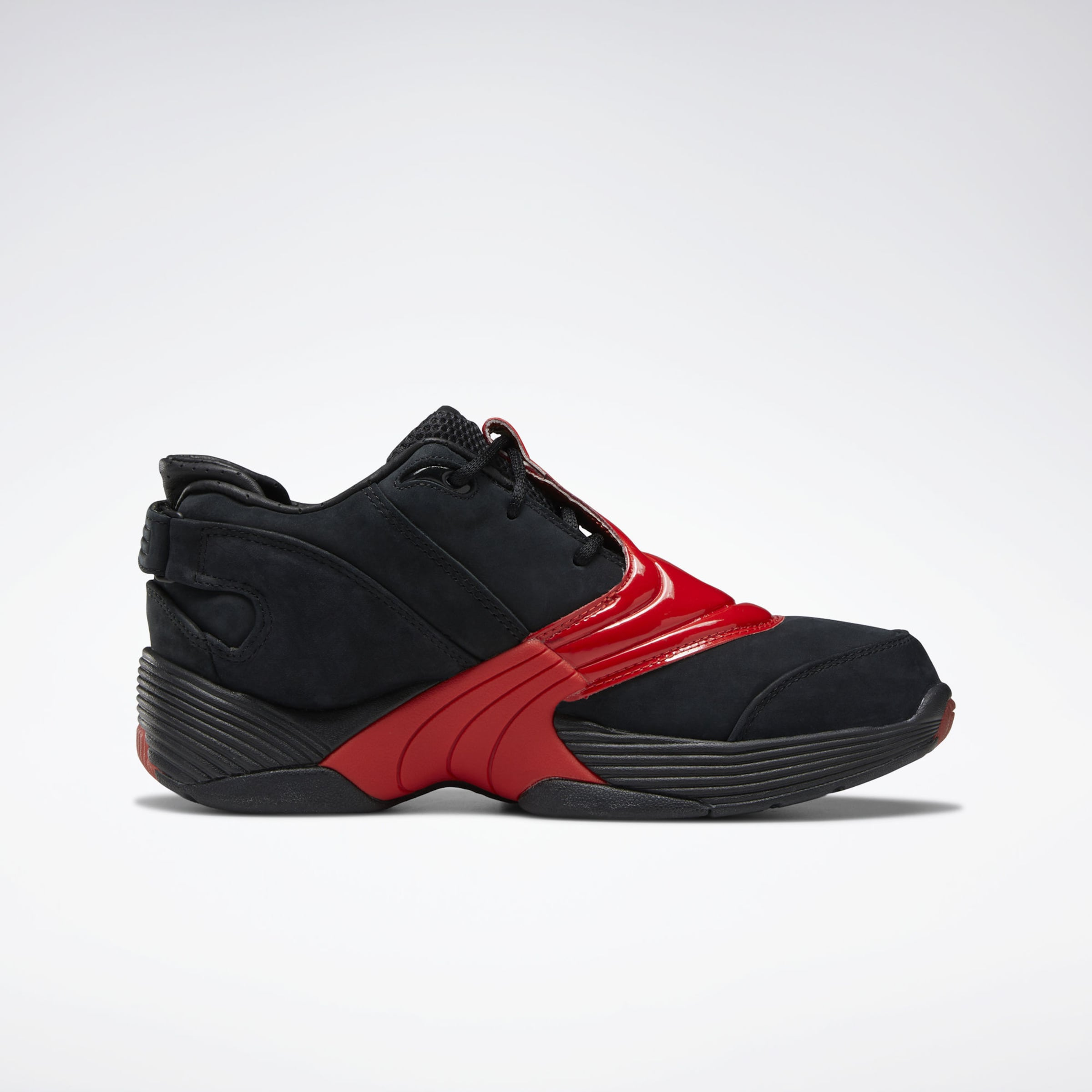 In Reebok V Classic Answer RotSchwarz ' Shoes 4LScAR5jq3