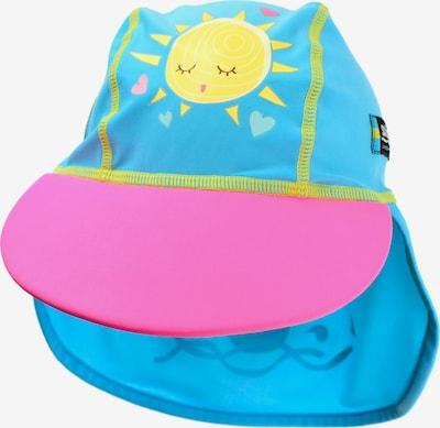 SWIMPY Sonnenhut 'Doc McStuffins' in türkis / gelb / pink, Produktansicht