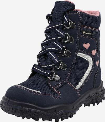 SUPERFIT Śniegowce w kolorze niebieski / różowy pudrowym, Podgląd produktu