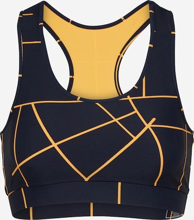 Hey Honey Biustonosz sportowy 'Giraffe' w kolorze jasnopomarańczowy / czarnym, Podgląd produktu