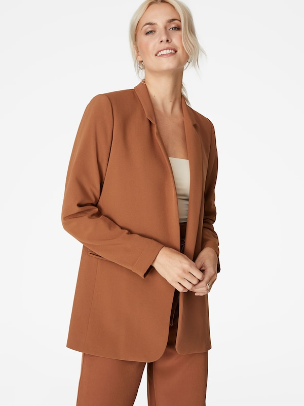 LeGer by Lena Gercke Blazer 'Holly' in cognac, Modelansicht