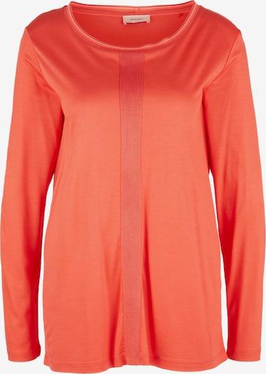 TRIANGLE Shirt in de kleur Donkeroranje, Productweergave
