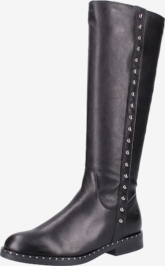 SANSIBAR Stiefel in schwarz, Produktansicht