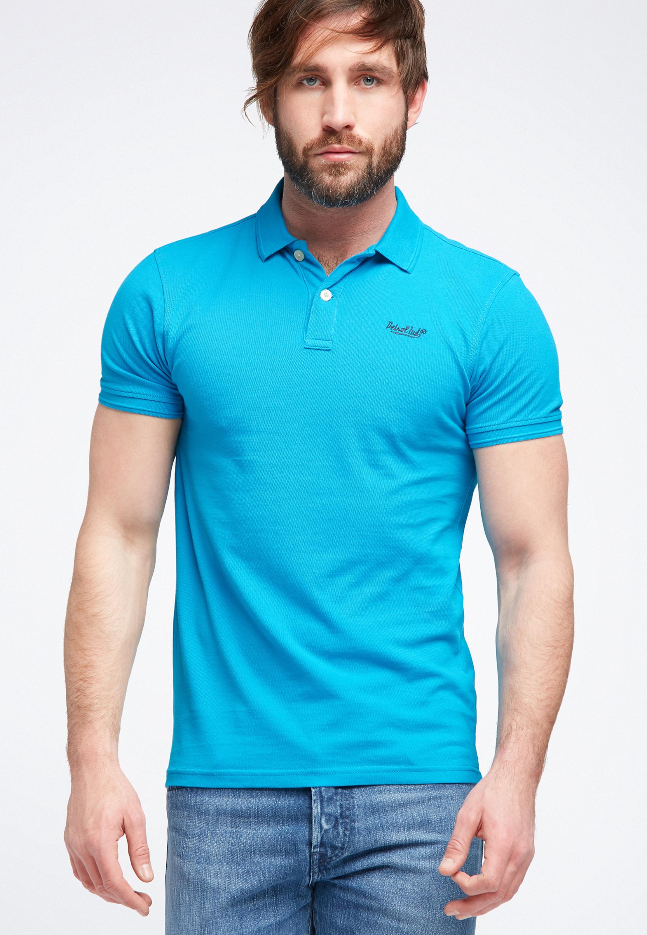 shirt Turquoise Petrol T En Industries bfg7y6