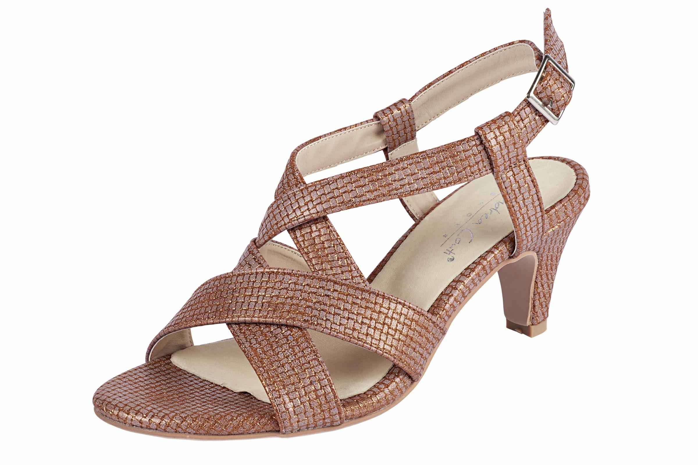 Haltbare Mode billige Gut Schuhe ANDREA CONTI | Sandalette Schuhe Gut billige getragene Schuhe c8b304