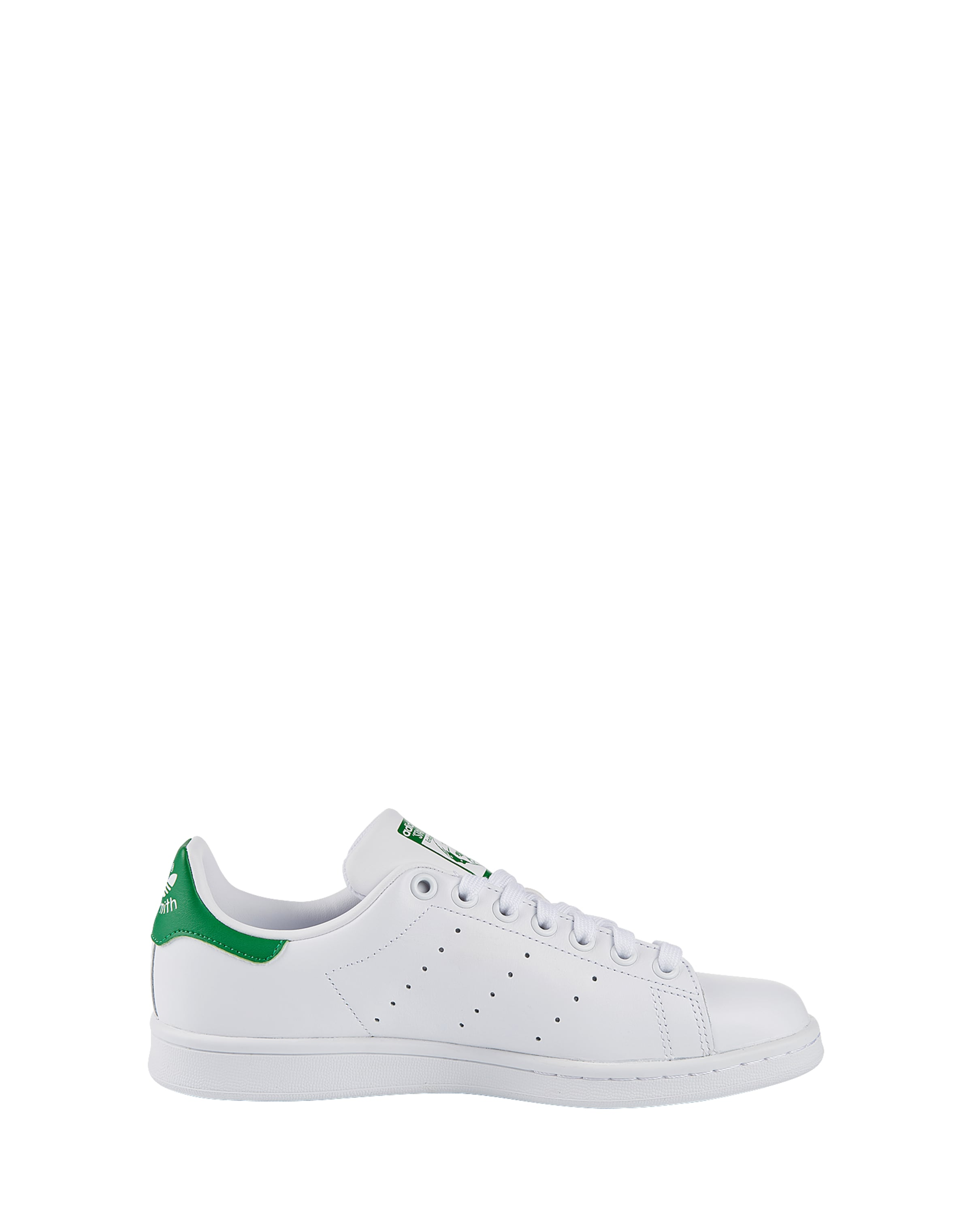 ADIDAS ORIGINALS Sneakers laag Stan Smith in Groen / Wit Effen Ado0099001001000