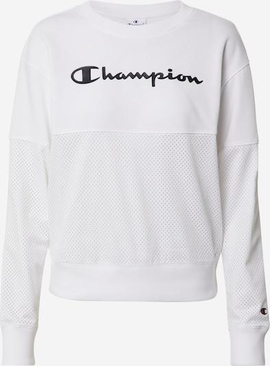 Champion Authentic Athletic Apparel Sweatshirt in weiß, Produktansicht