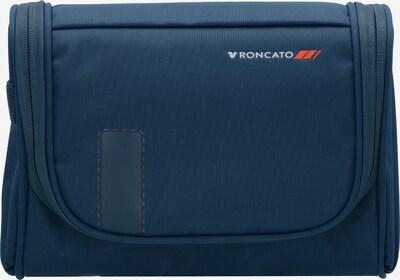 Roncato Kulturtasche 'Speed' in himmelblau, Produktansicht