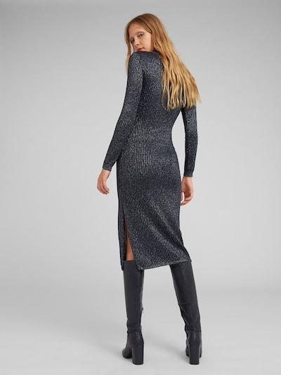 EDITED Adīta kleita 'Poloma' pieejami zils: Aizmugures skats