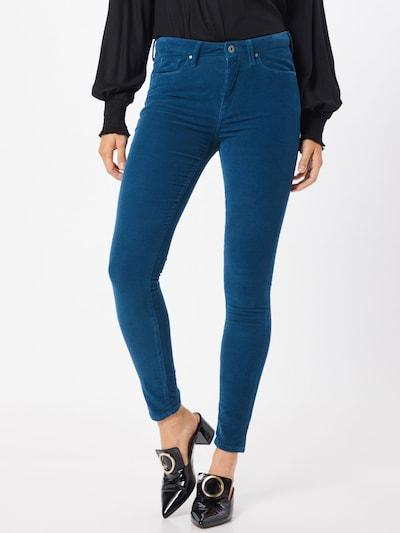 Pepe Jeans Bikses pieejami zils, Modeļa skats