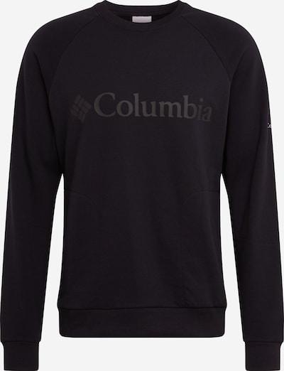 COLUMBIA Sweatshirt 'Lodge' in schwarz, Produktansicht