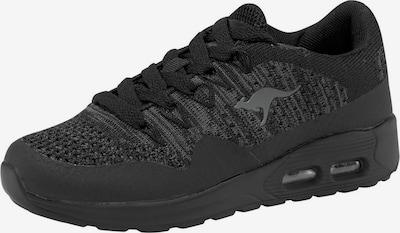 KangaROOS Sneaker 'X 5000' in schwarz, Produktansicht