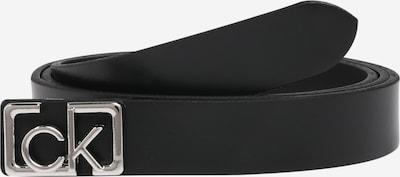 Calvin Klein Gürtel 15mm in schwarz / silber, Produktansicht