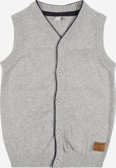 ESPRIT Cardigan en gris, Vue avec produit