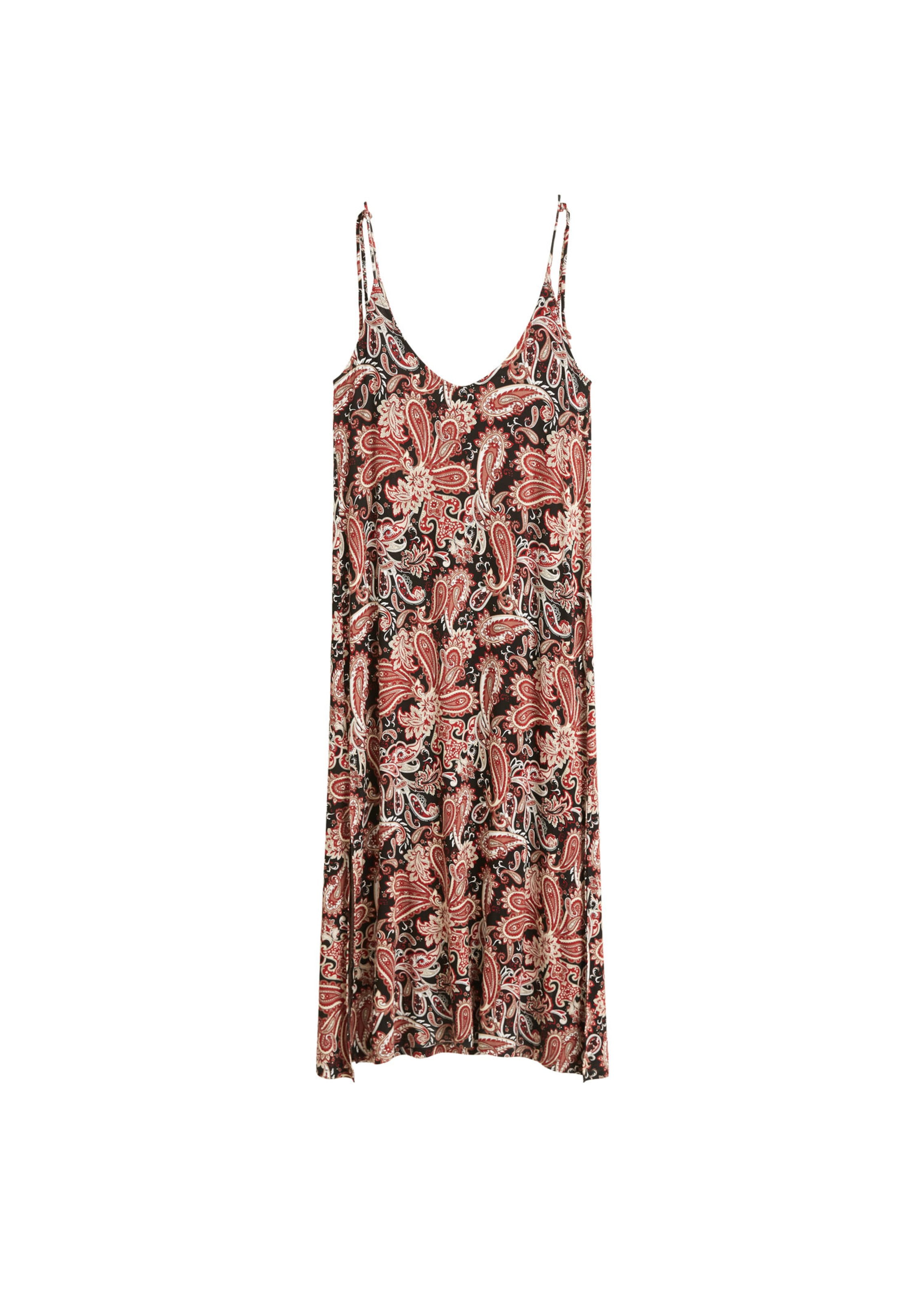 'llestin' BraunRot Mango Mango Kleid Kleid BraunRot Kleid In Mango In 'llestin' tCBdohsrxQ