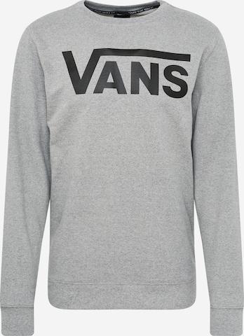 VANSSweater majica 'CLASSIC II' - siva boja