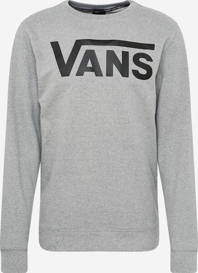 VANS Sweatshirt in de kleur Grijs / Zwart: Vooraanzicht