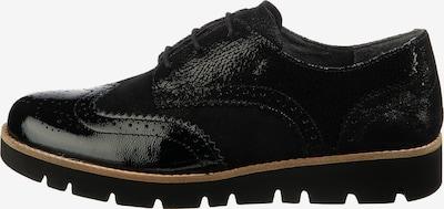 GABOR Schnürschuhe in schwarz, Produktansicht