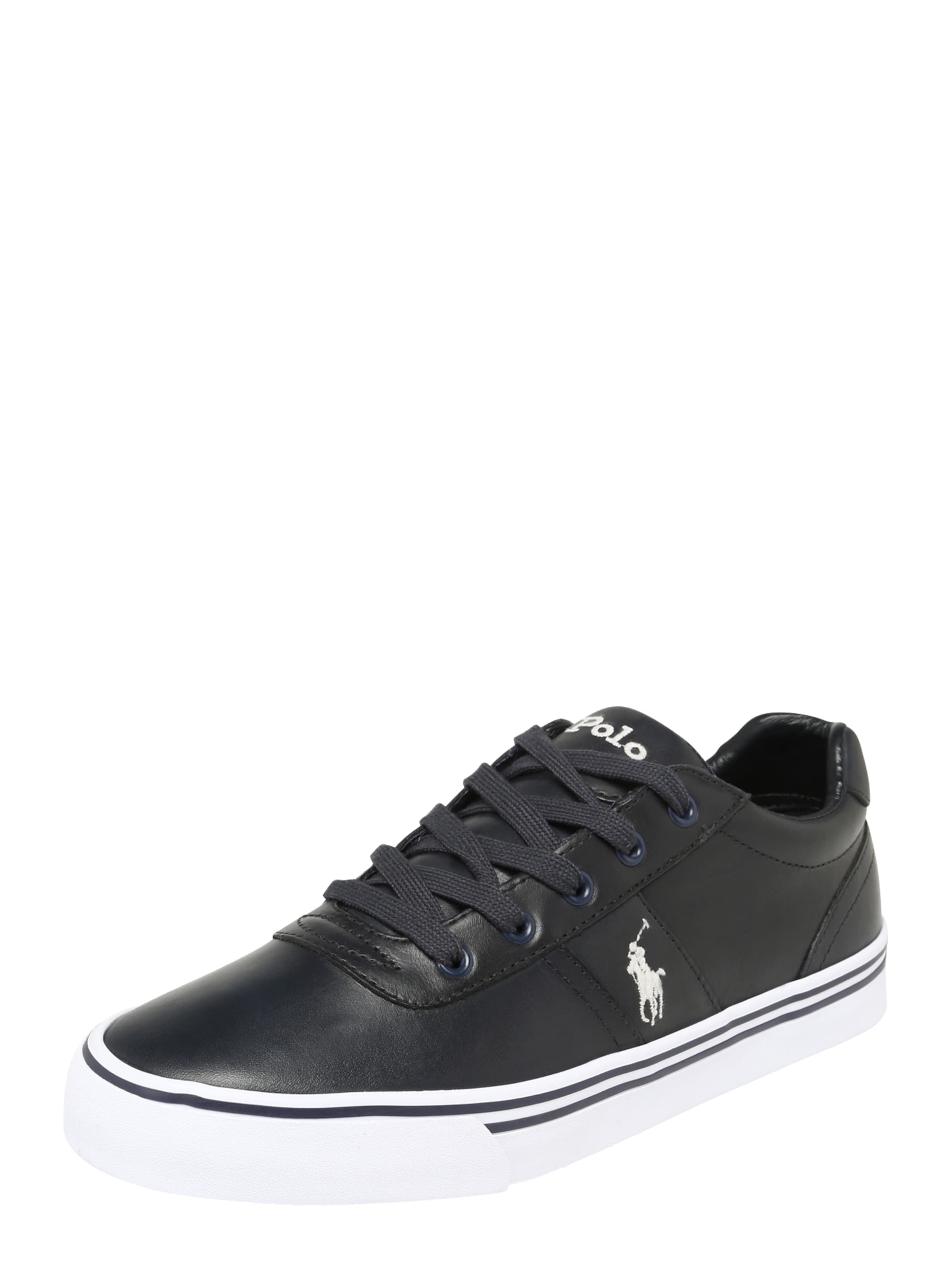 Sneaker Lauren Polo Navy 'hanford' In Ralph 8Ovm0wyNn