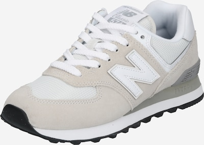 new balance Sneakers '574' in taupe / hellgrau, Produktansicht