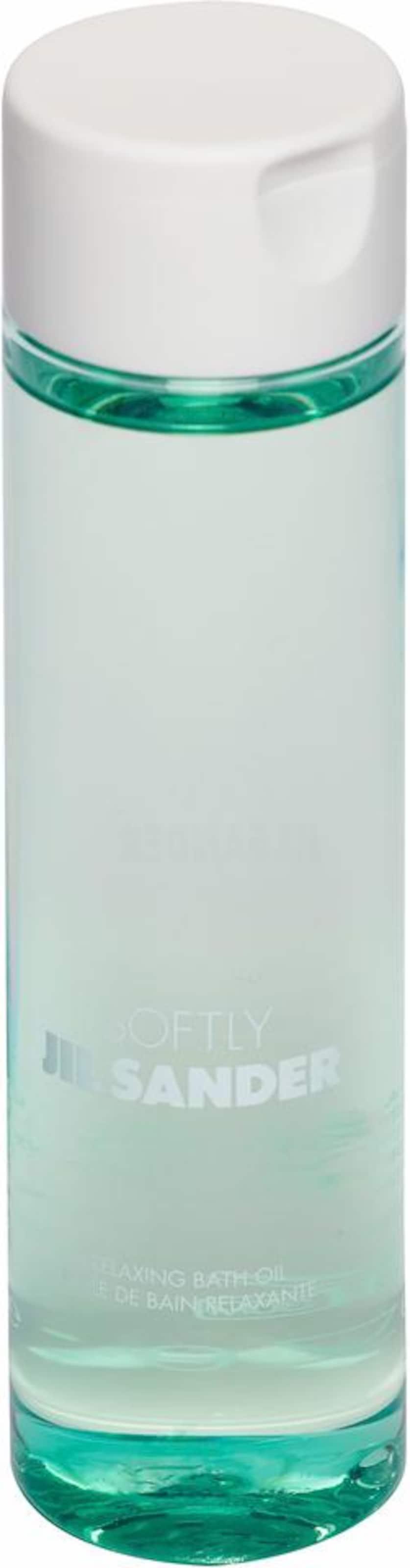 JIL SANDER 'Softly' Badeöl Freies Verschiffen Erhalten Authentisch Spielraum Neue Stile Billige Auslass Verkauf Neuesten Kollektionen Sammlungen lRxqTKV8m
