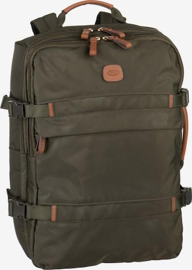 Bric's Laptoprucksack ' X-Travel Rucksack 43759 ' in dunkelbraun, Produktansicht