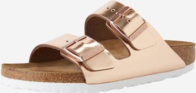 BIRKENSTOCK Pantolette 'Arizona' in bronze, Produktansicht
