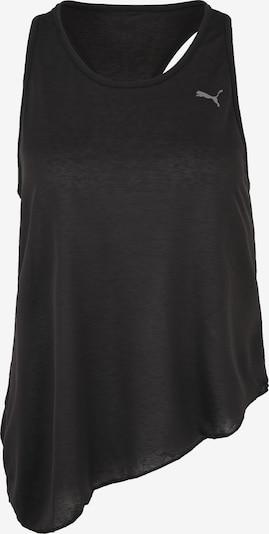 PUMA Sporttop 'Ace Mono' in de kleur Zwart, Productweergave