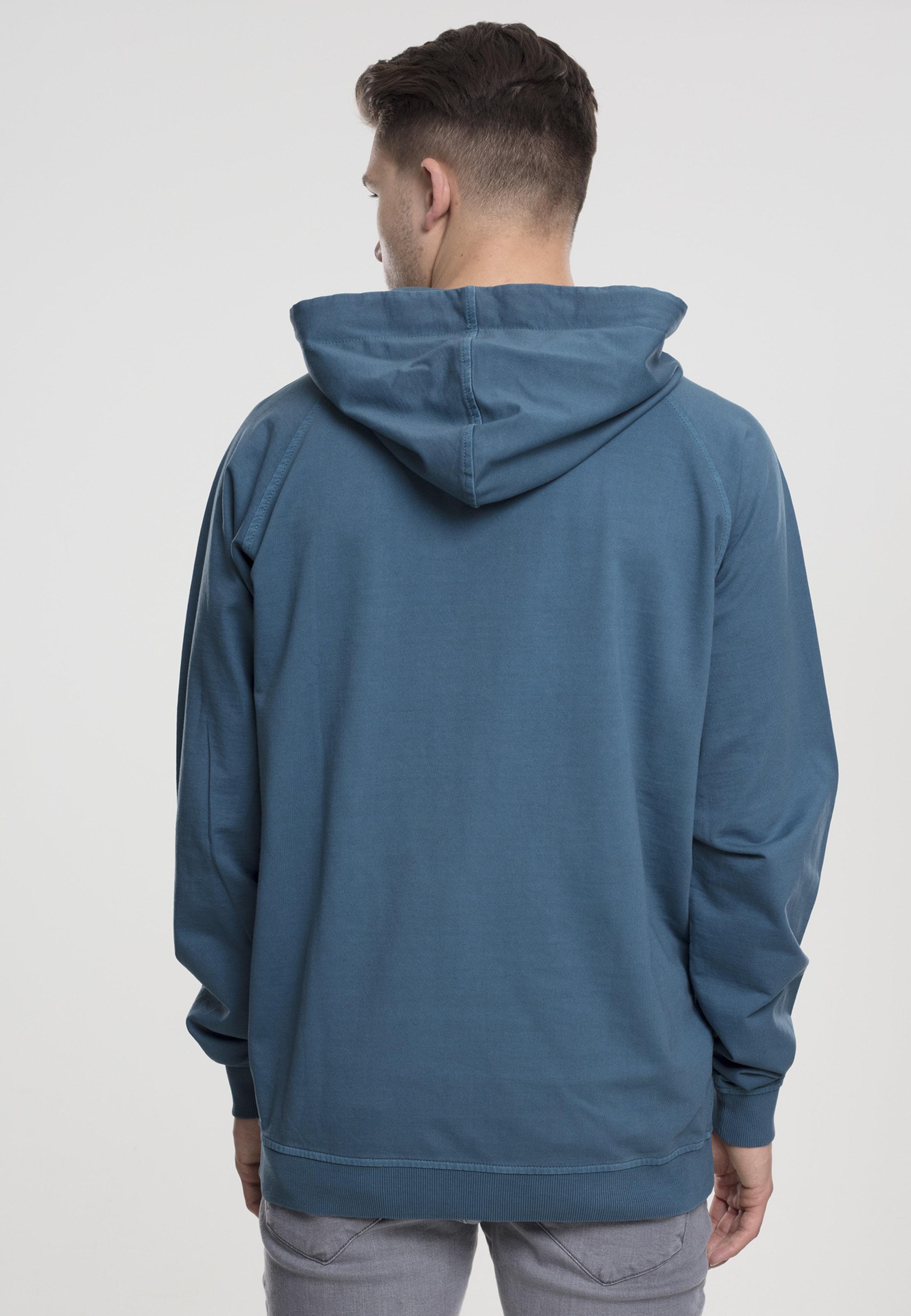 Urban Classics Sweatshirt i himmelsblå