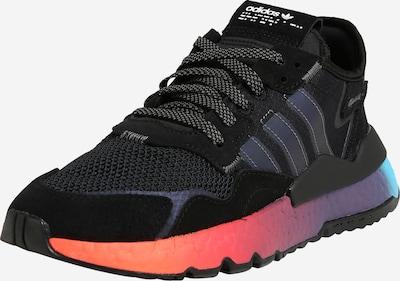 ADIDAS ORIGINALS Sneaker 'Nite Jogger' in anthrazit / schwarz, Produktansicht