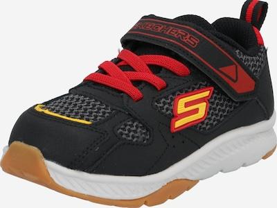 világospiros / fekete SKECHERS Sportcipő 'Comfy', Termék nézet