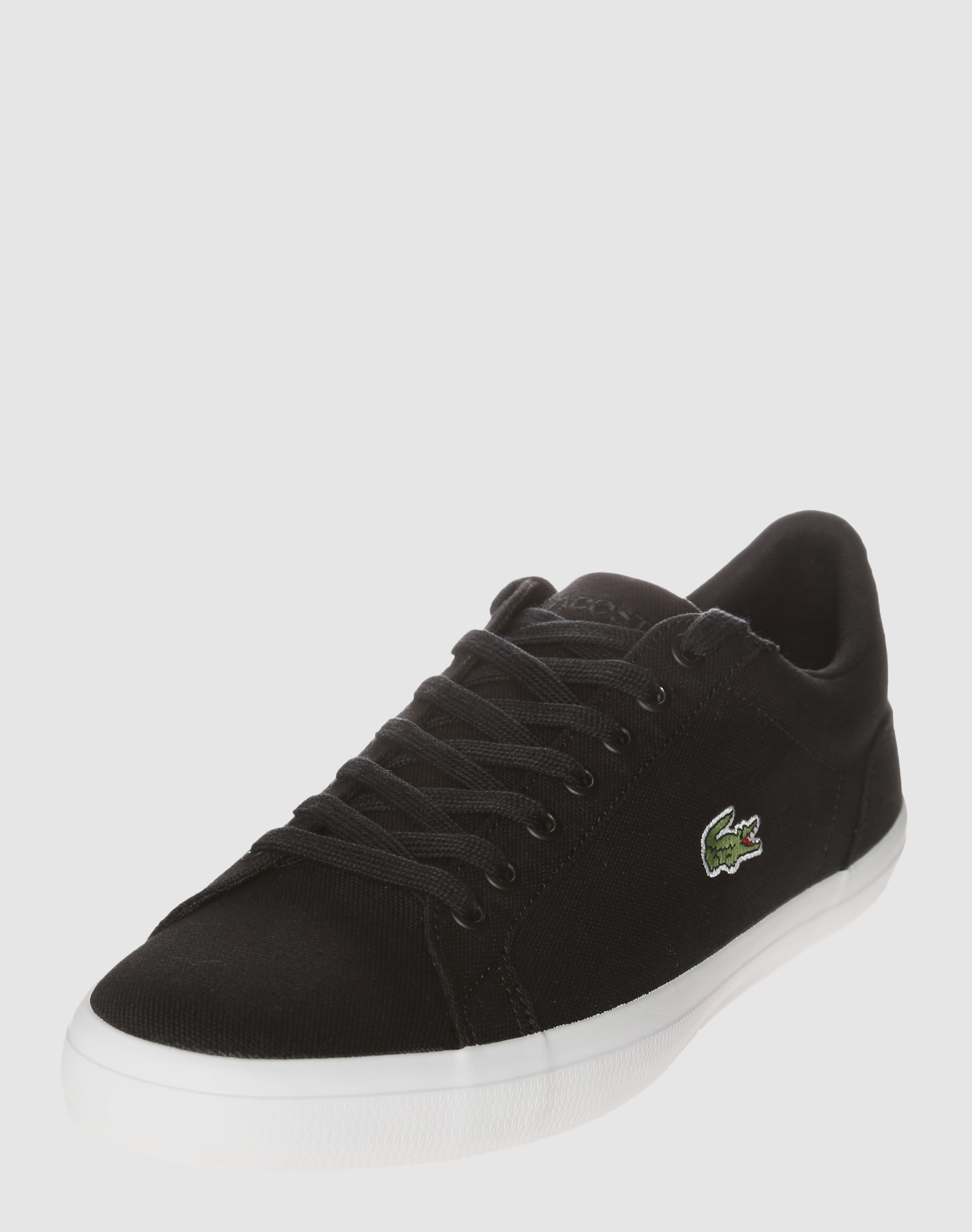 lacoste sneaker 39 lerond 39 in schwarz about you. Black Bedroom Furniture Sets. Home Design Ideas