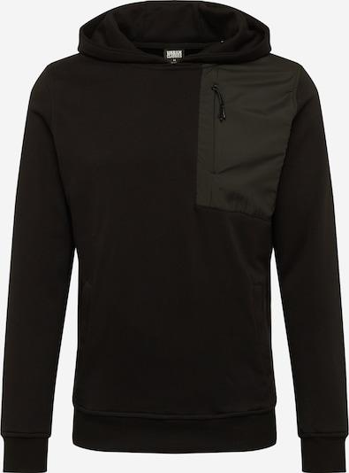 Urban Classics Sweatshirt in schwarz, Produktansicht
