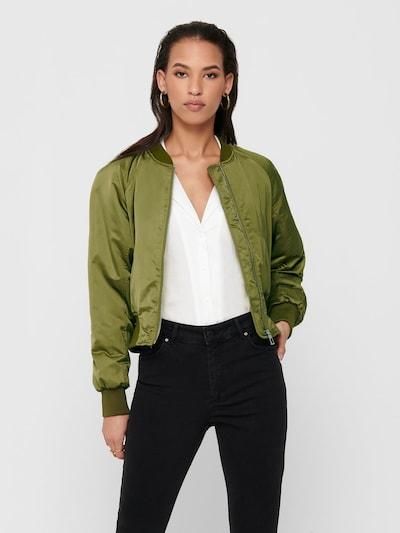 ONLY Tussenjas in de kleur Groen, Productweergave