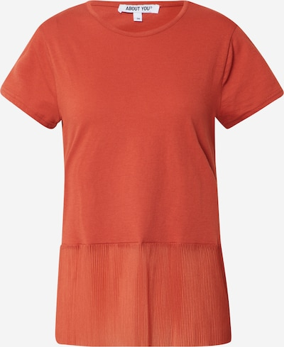 ABOUT YOU T-shirt 'Athina' en orange, Vue avec produit
