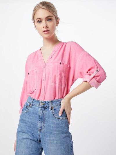 TOM TAILOR Bluse in pink, Modelansicht