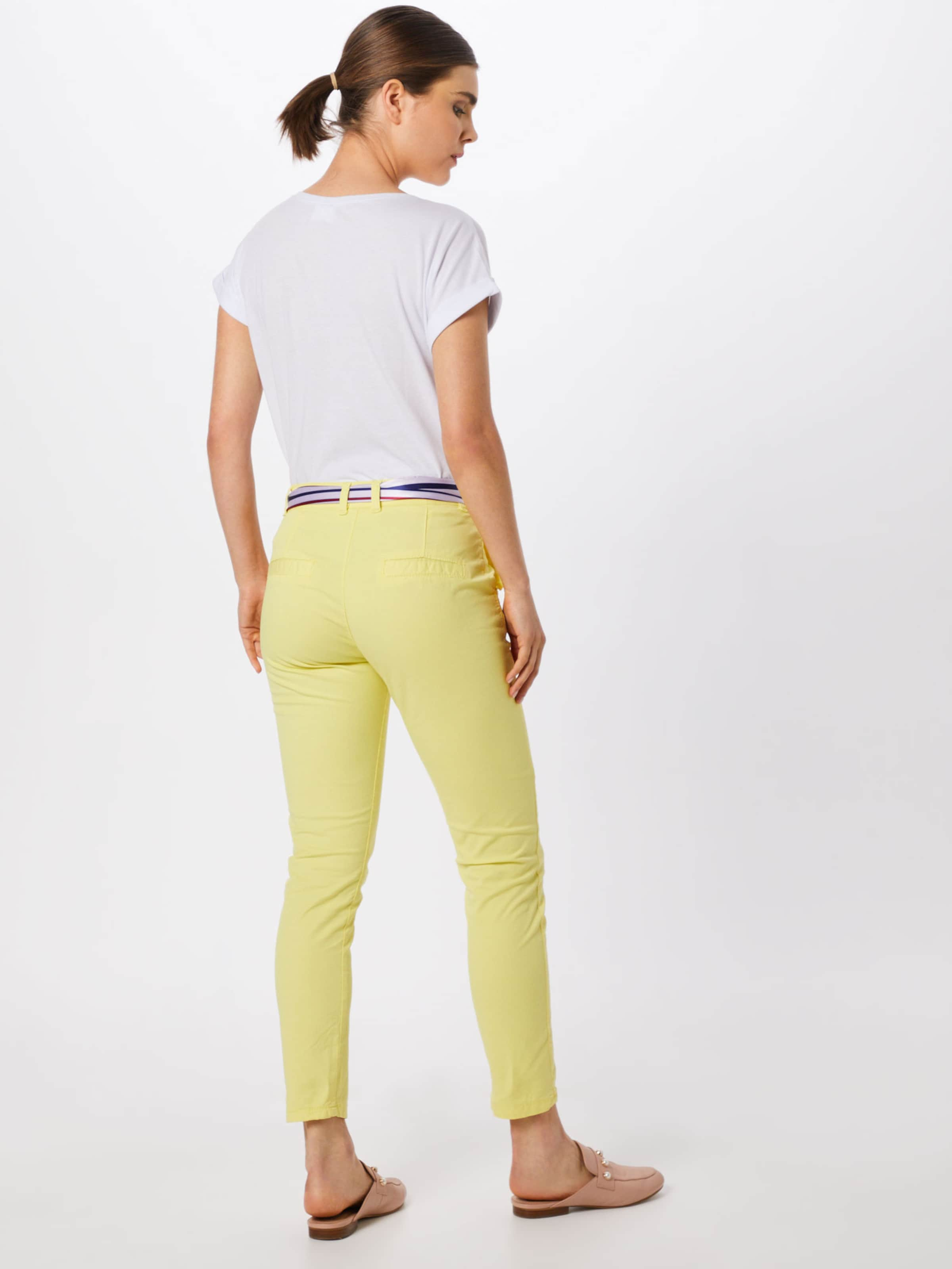 Blanc Pantalon En En BleuJaune Zwillingsherz Zwillingsherz Pantalon ZwOkPiuXT