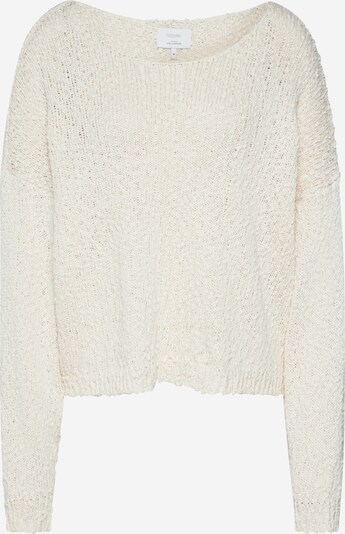NÜMPH Pullover in creme, Produktansicht