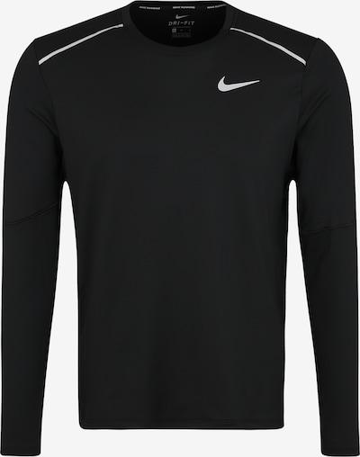 NIKE Sport-Shirt 'M NK ELMNT CREW 3.0' in schwarz, Produktansicht