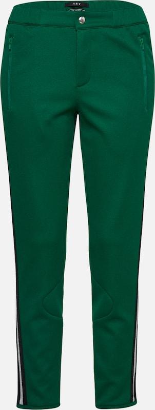 Vert Set Pantalon Pantalon En Foncé Set fyYv67bg