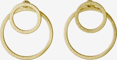 Pilgrim Uhani 'Zooey' | zlata barva, Prikaz izdelka
