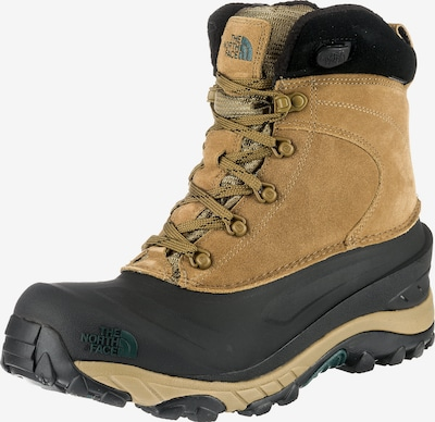 THE NORTH FACE Outdoorwinterstiefel 'Chilkat III' in braun / graphit, Produktansicht