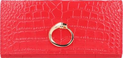 roberto cavalli Eloise Clutch Geldbörse Leder 21 cm in rot, Produktansicht