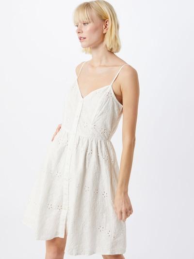 ONLY Letnia sukienka w kolorze offwhitem, Podgląd na modelu(-ce)