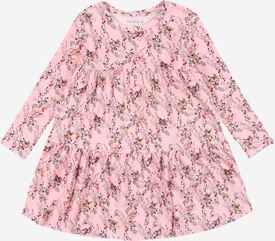 NAME IT Robe 'Thyme Kasille' en mélange de couleurs / rose, Vue avec produit
