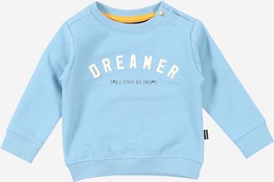 Noppies Sweatshirt 'Maynard' in hellblau / schwarz / weiß, Produktansicht