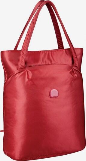 DELSEY Einkaufstasche Shopper in rot, Produktansicht